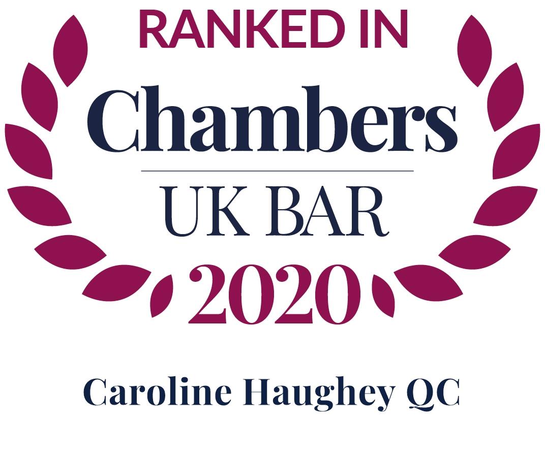 C&P Logo 2020 - Caroline Haughey QC
