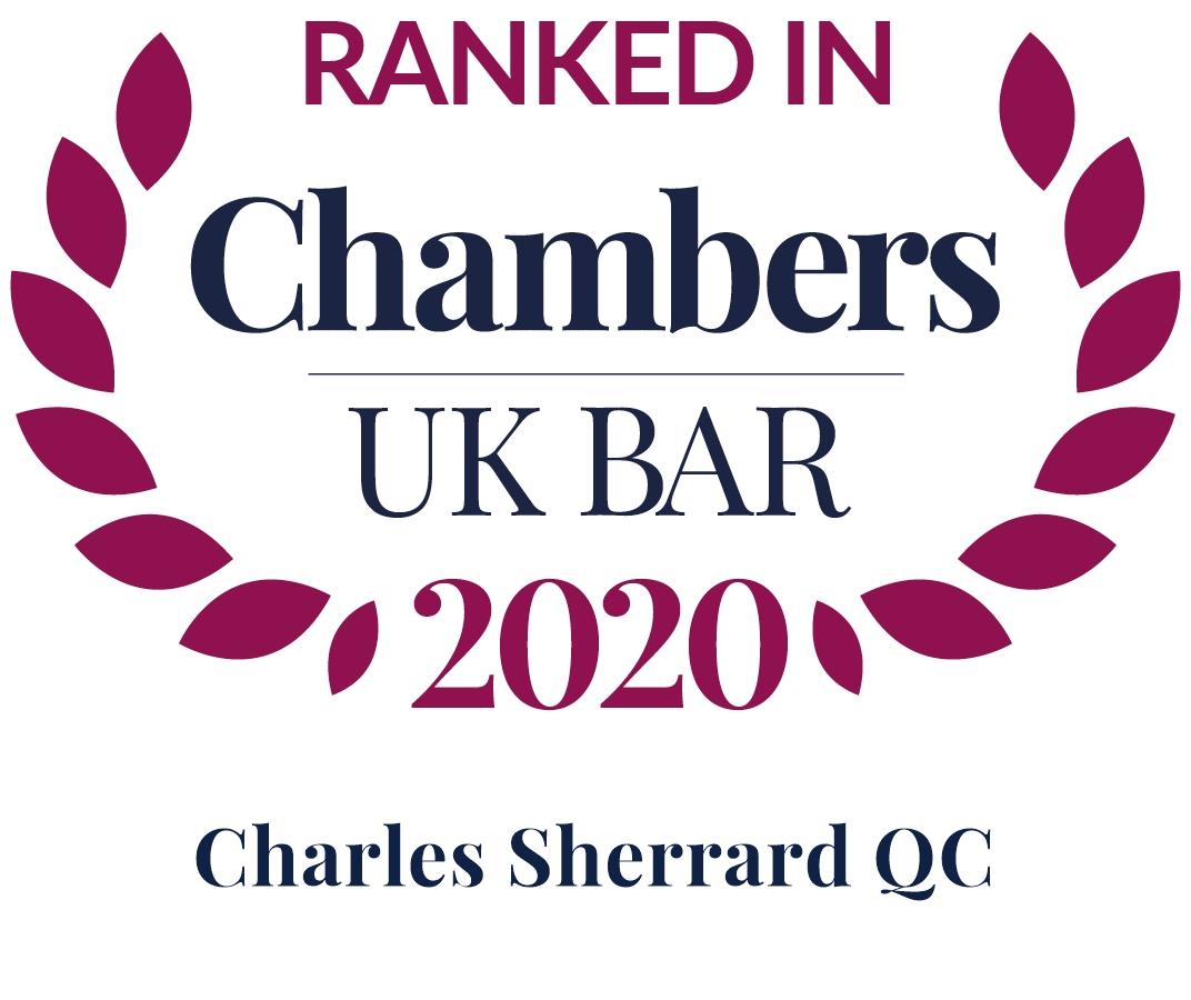 C&P Logo 2020 - Charles Sherrard QC