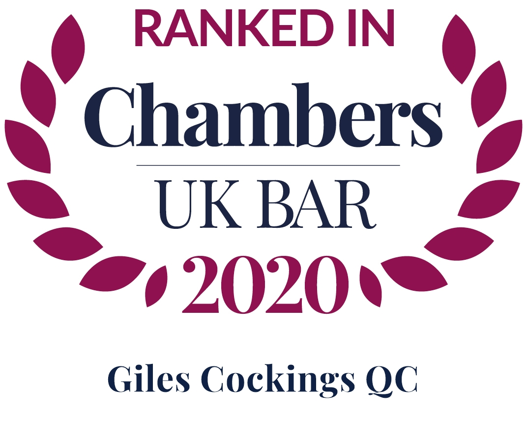C&P Logo 2020 - Giles Cockings QC