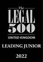 Legal 500 Leading Junior