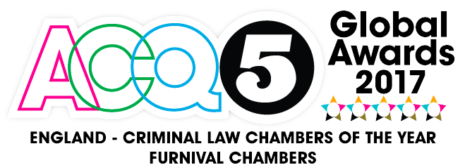 ACQ5 England: Criminal law set