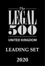 Legal 500 2020 Leading Set